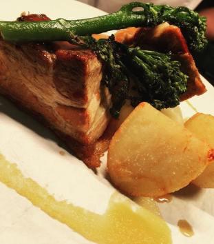 Glazed Pork Belly