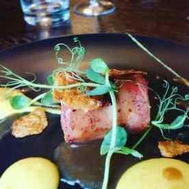 Chicken & Parma Ham Ballantine
