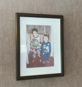Brothers, Matthew and Luke